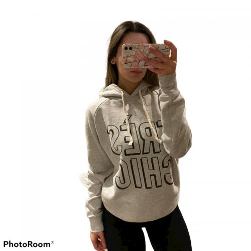 Grey hoody Jumper